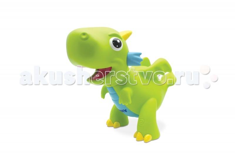 Игрушки для ванны Tomy Игрушка для ванны Водный Дракон tomy plastictoys tomy plastictoys t72200 томи развивающие игрушки черепашка нажимай и догоняй