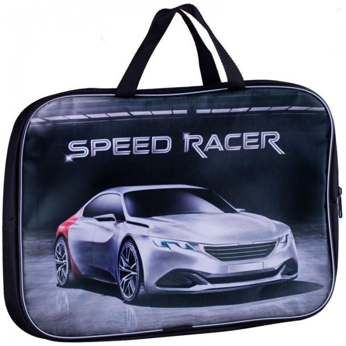 Канцелярия Спейс Папка с ручками А4 ArtSpace Speed racer 7 см спейс папка с ручками а4 печать на пластике авто supercar