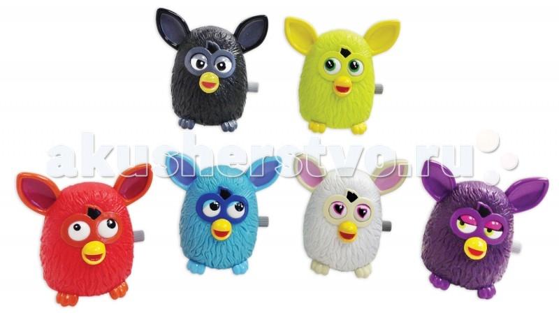 Развивающие игрушки Tomy Заводной Фёрби игрушка плюшевая famosa furby 20 см в ассортименте