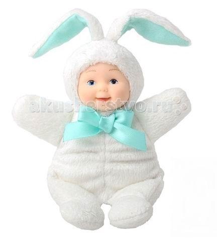 Мягкие игрушки Unimax Детки-Кролики 16 см кукла пупс unimax детки пчелки 36 см 572110