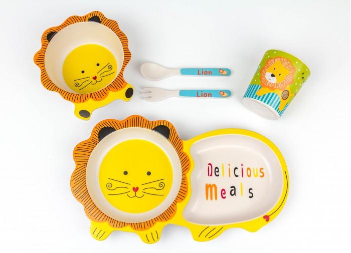 Купить Bambooki Бамбуковая посуда Лев в интернет магазине. Цены, фото, описания, характеристики, отзывы, обзоры