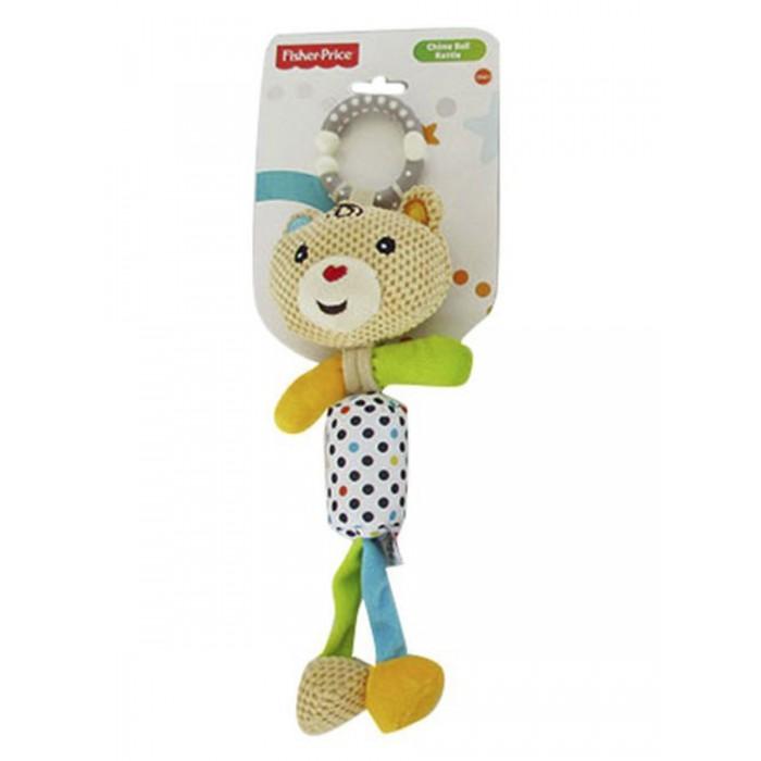 Подвесные игрушки Fisher Price с колокольчиком Медвежонок
