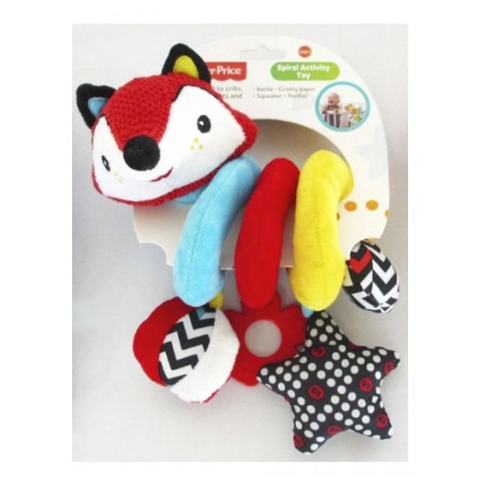 Подвесные игрушки Fisher Price Спиралька Лисёнок