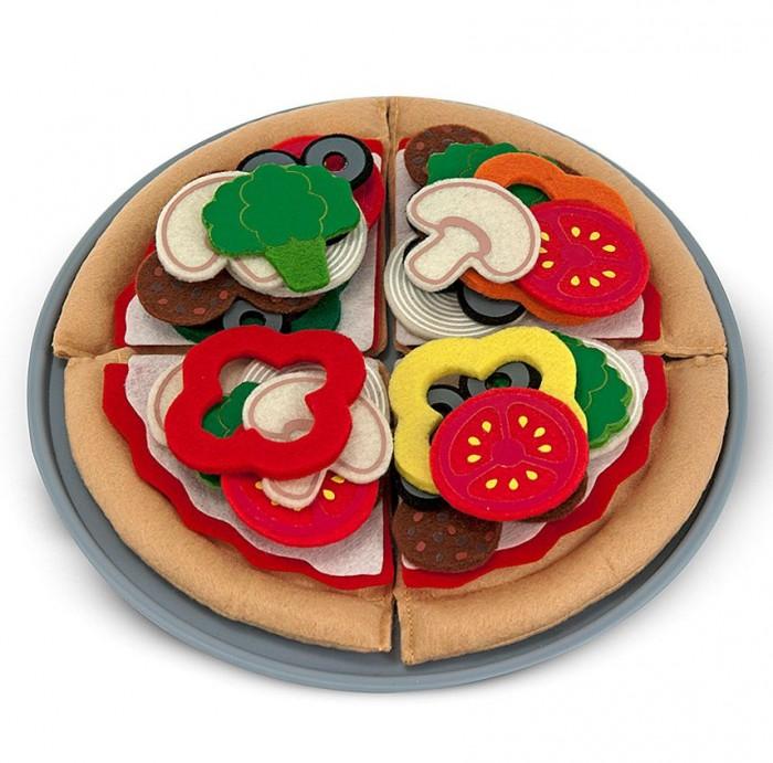 Развивающие игрушки Melissa & Doug Готовь и играй Пицца