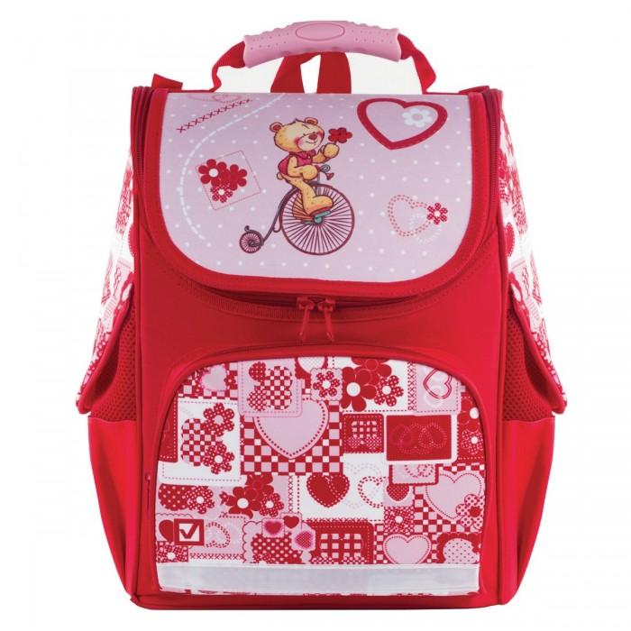 Купить Школьные рюкзаки, Brauberg Ранец Мишка