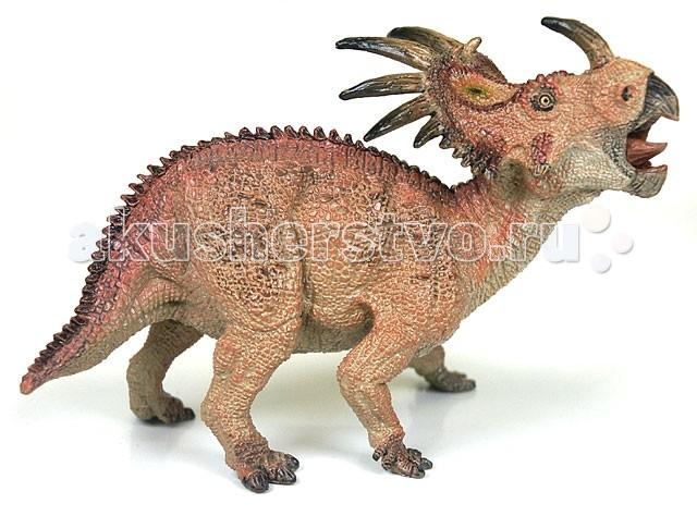 Игровые фигурки Papo Игровая реалистичная фигурка Стиракозавр