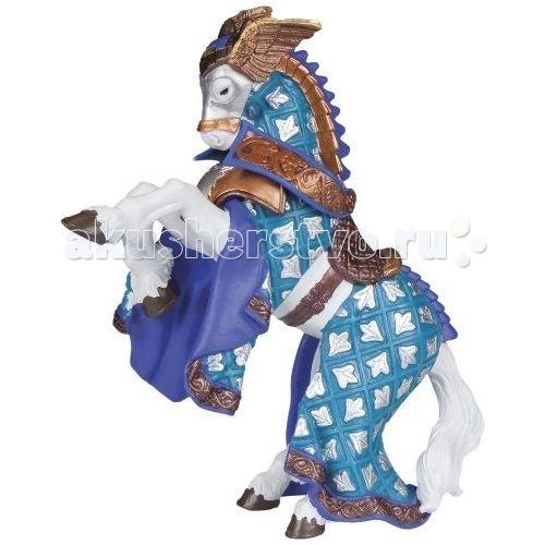 Игровые фигурки Papo Игровая реалистичная фигурка Конь рыцаря орла