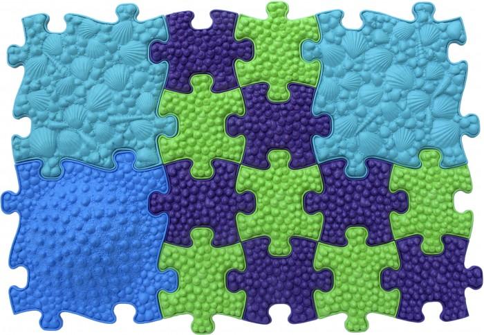 Игровой коврик ИграПол пазл массажный Морской 2