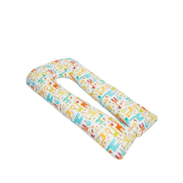 Купить Подушки для беременных, AmaroBaby Подушка для беременных Жирафики U-образная 340х35 см