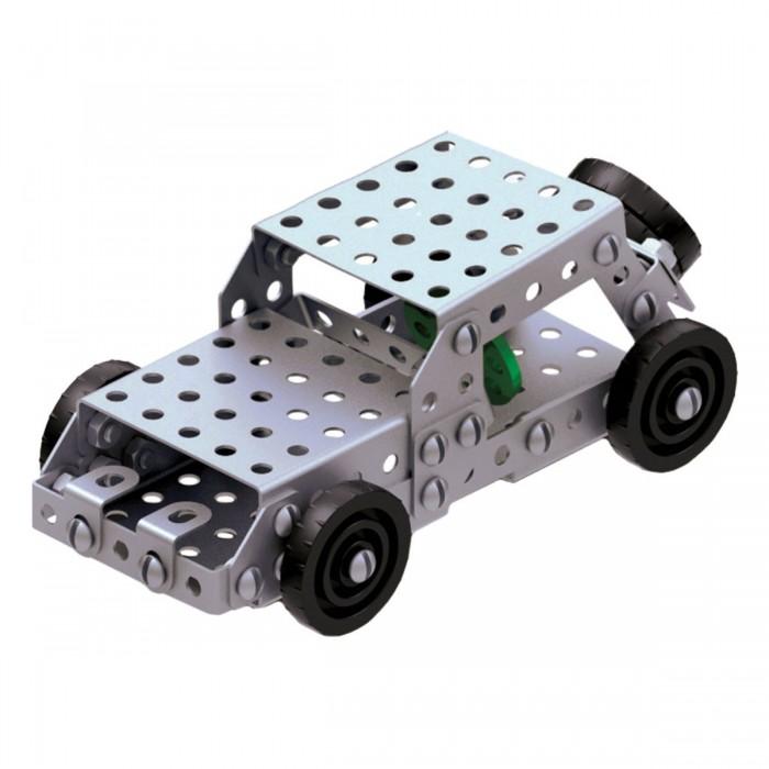 Сборные модели Юнландия металлический Для уроков труда №3 292 элементав игрушка конструктор металлический школьный 3 для уроков труда