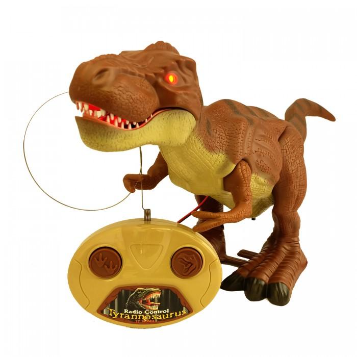 интерактивные игрушки Интерактивные игрушки Eztec радиоуправляемый Тираннозавр