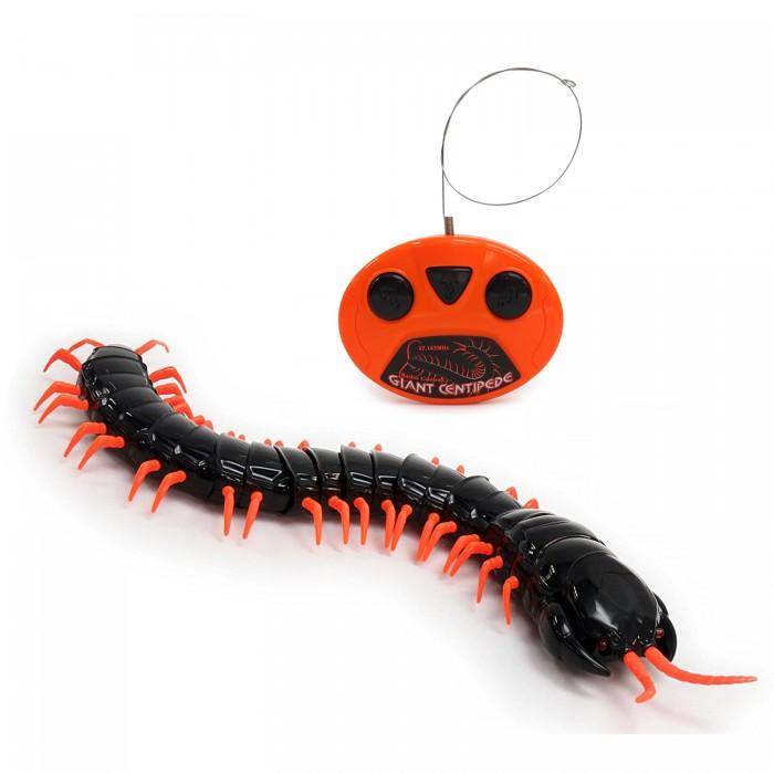 Интерактивная игрушка Eztec Радиоуправляемая гигантская Сороконожка
