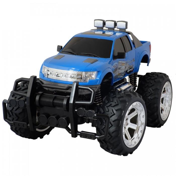 Купить Eztec Машинка радиоуправляемая Ford Raptor 1:8 в интернет магазине. Цены, фото, описания, характеристики, отзывы, обзоры