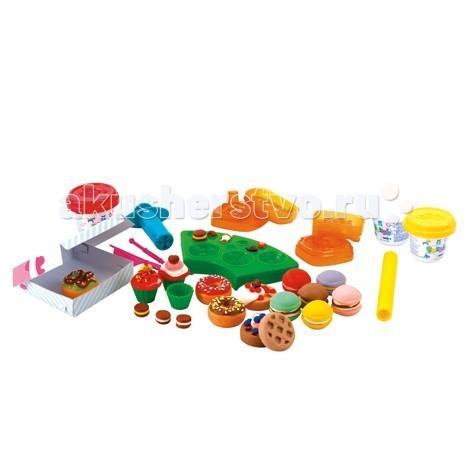 Всё для лепки Playgo Набор Выпечка Play 8590 всё для лепки playgo набор 8636