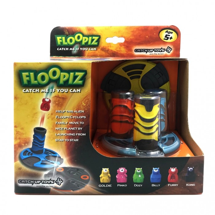 Catchuptoys Игра Floopiz