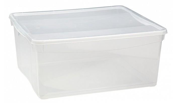 Ящики для игрушек Эконова Ящик универсальный Кристалл 18 л 400х335х170 мм