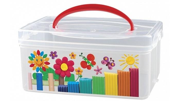 Купить Эконова Коробка универсальная с ручкой и декором 245Х160Х108 мм в интернет магазине. Цены, фото, описания, характеристики, отзывы, обзоры
