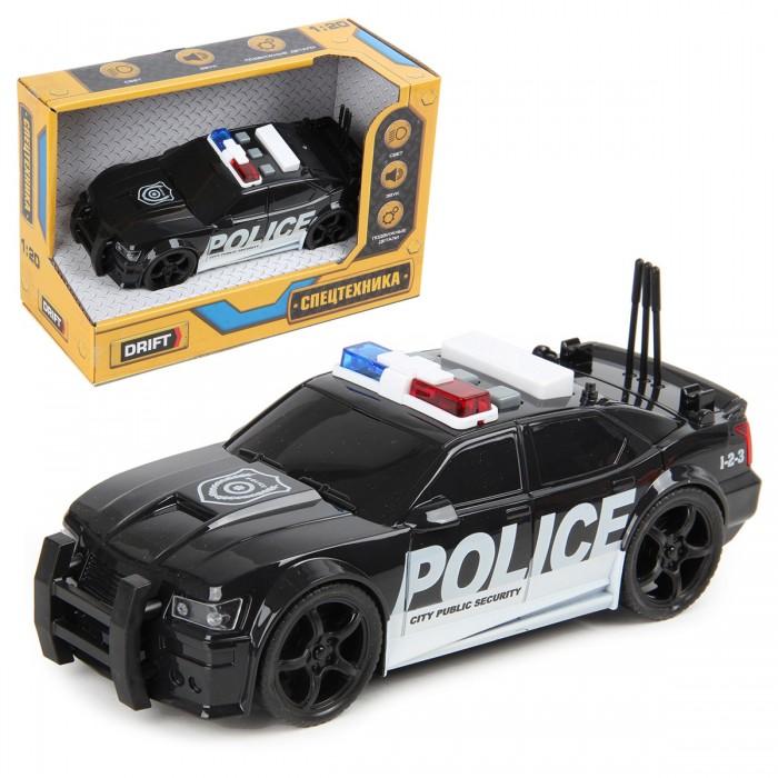 Машины Drift Полицейская машина Black Edition 1:20