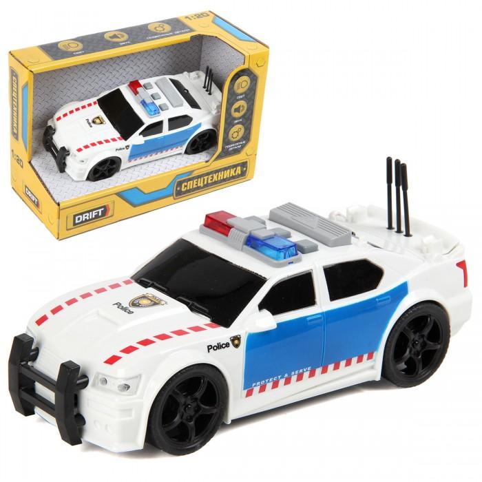 Машины Drift Полицейская машина Blue Edition 1:20