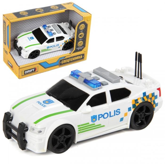 Машины Drift Полицейская машина Green Edition 1:20