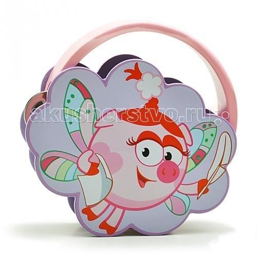 Музыкальные игрушки Смешарики Бубен Нюша смешарики космическая история мозаика малышка