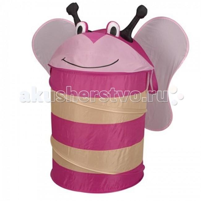 Ящики для игрушек Li Hsen Корзина для игрушек Пчелка