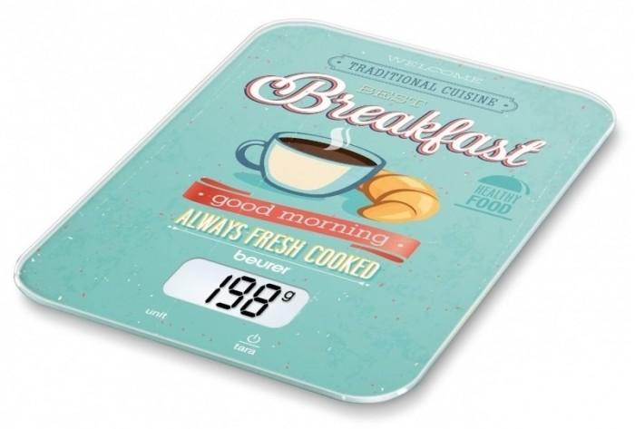 Картинка для Beurer Весы кухонные электронные KS19 Breakfast
