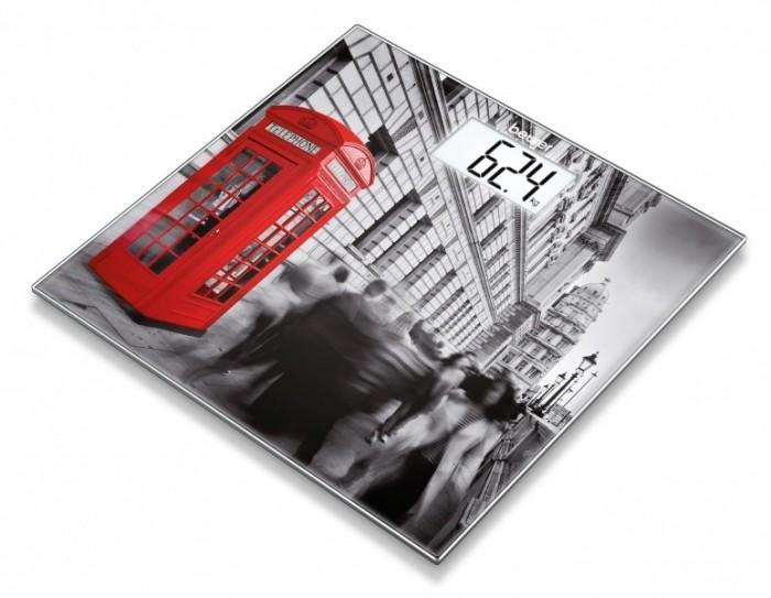 Картинка для Beurer Весы напольные электронные GS203 London