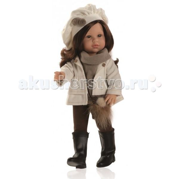 Куклы и одежда для кукол Paola Reina Кукла Эшли 40 см paola reina горди без одежды 34 см 34021