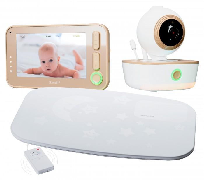 Ramili Видеоняня с монитором дыхания Baby RV1300SP от Ramili