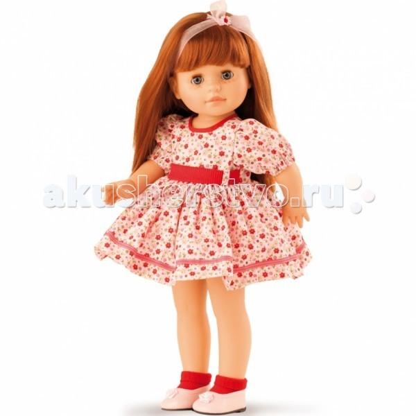 Куклы и одежда для кукол Paola Reina Кукла Настя 40 см paola reina горди без одежды 34 см 34021