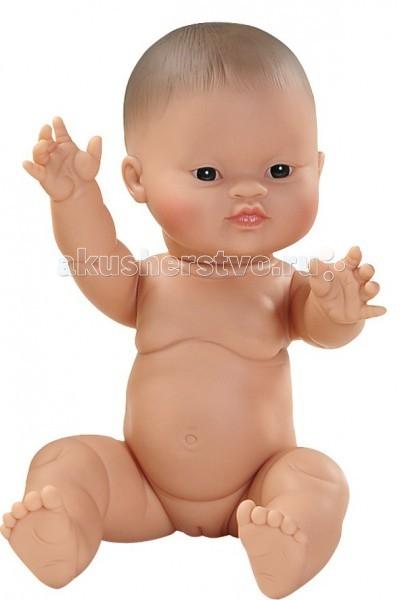 Paola Reina Пупс Горди 34 см кукла горди без одежды 34см м 34021 paola reina
