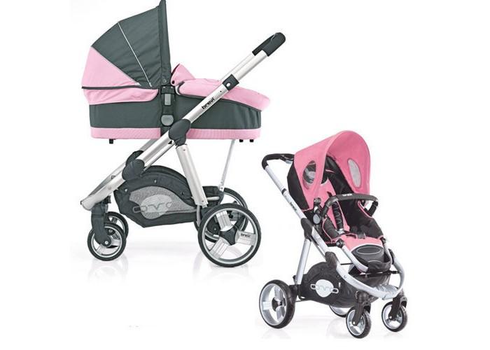 Детские коляски , Коляски 2 в 1 Brevi Ovo 2 в 1 арт: 7421 -  Коляски 2 в 1