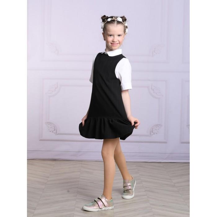 Купить Viva Baby Сарафан для девочки D1514 в интернет магазине. Цены, фото, описания, характеристики, отзывы, обзоры