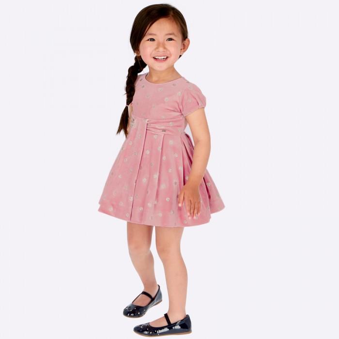 Купить Mayoral Платье для девочки 4915 в интернет магазине. Цены, фото, описания, характеристики, отзывы, обзоры