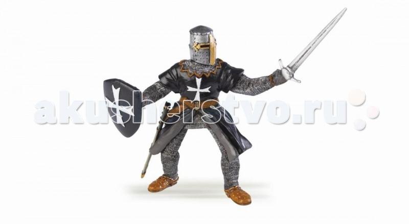 Игровые фигурки Papo Игровая реалистичная фигурка Рыцарь Госпитальер с мечом