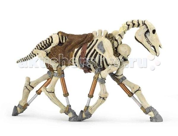 Игровые фигурки Papo Игровая реалистичная фигурка Лошадиный скелет