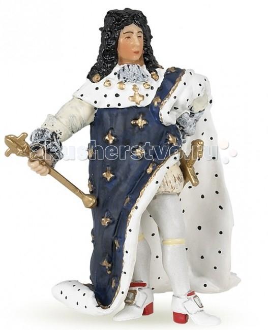 Игровые фигурки Papo Игровая реалистичная фигурка Луи XIV
