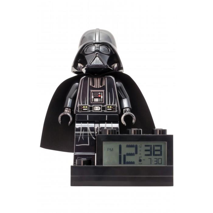 Купить Часы Lego Star Wars Будильник Минифигура Darth Vader 9004216