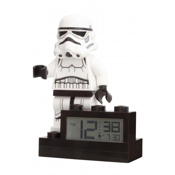 Купить Часы Lego Будильник Star Wars 9004032 Лего Звездные Войны Минифигура Stormtrooper