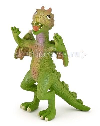 Игровые фигурки Papo Игровая реалистичная фигурка Детеныш дракона игровые фигурки papo игровая реалистичная фигурка цератозавр