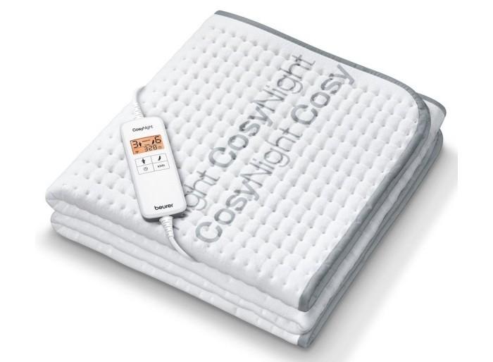 Купить Beurer Электрическая простыня UB190 CosyNight Connect 150x80 см в интернет магазине. Цены, фото, описания, характеристики, отзывы, обзоры