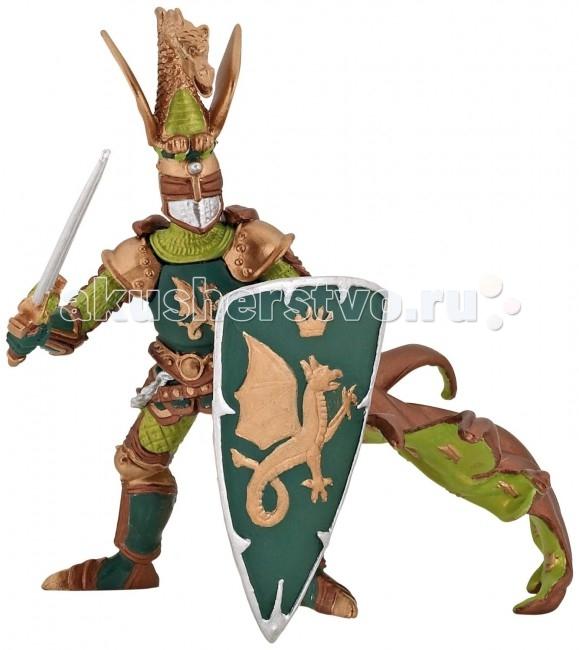 Игровые фигурки Papo Игровая реалистичная фигурка Рыцарь дракона