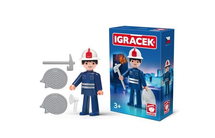 Игровые наборы Efko Игровой набор Пожарный с аксессуарами набор игровой для девочки лошадка и жеребенок с аксессуарами
