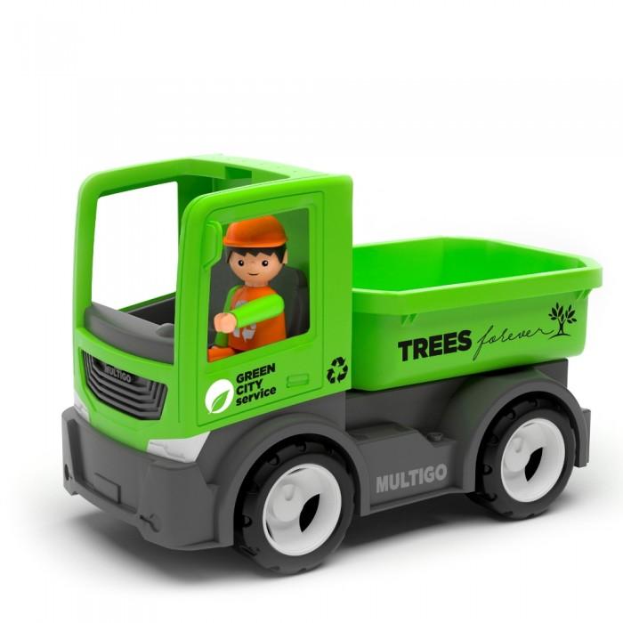 Машины Efko Городской грузовик с водителем