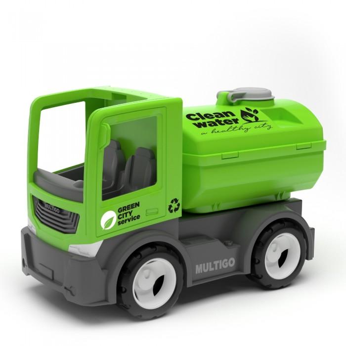 Машины Efko Городской грузовик с цистерной