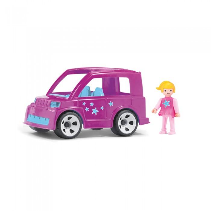 Машины Efko Городской автомобиль с водителем