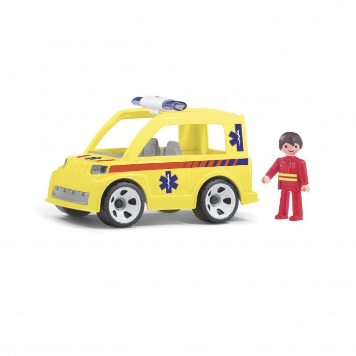Efko Машина скорой помощи с водителем фото