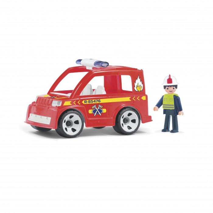 Efko Пожарный автомобиль с водителем
