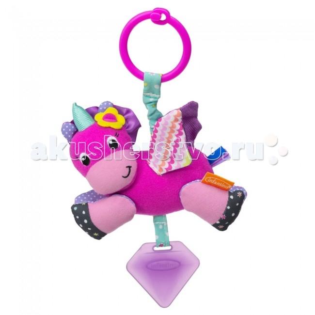 Подвесная игрушка Infantino Единорог